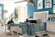 Boy Rooms / by Sheryl Flint