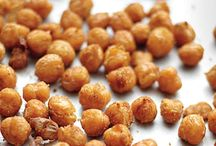 Roast chick peas