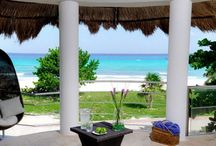 Mayan Riviera Luxury / A collection of luxurious villas in the Mayan Riviera area of Mexico