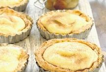 Milk Tart Day / The 27th February is national milk tart day in here in South Africa. Sharing different Milk tarts styles