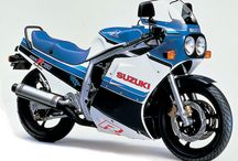 Suzuki GSXR750 Slingshot Project