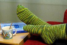 Knitting / by Kristy Moede