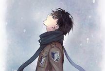 Fan Art // Anime