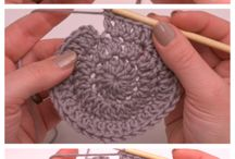 gorros lana crochet