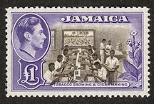 Stamp Collection Memories