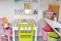 Play house interior