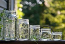 Jars  (Beautiful & Clever Uses for Jars) / Clever Uses for Mason Jars