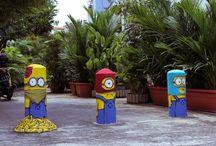 Street Art / arte da strada da cui lasciarsi ispirare...