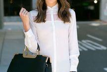 Camisa blancas