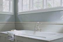 Suzanne's Master Bath Inspiration Board