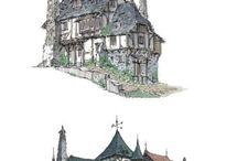 Fantasy Dwellings