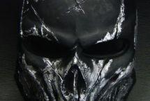 Mask/Helmets