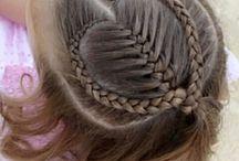 Волосы маленьких девочек