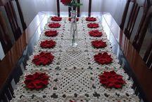 caminos de mesa