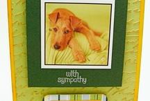 Card Making~~Pets