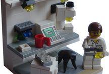 Idea+lego laboratory