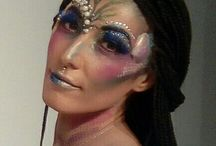 My makeup creations