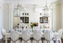 {at home} dining room / by Jessica Krieger