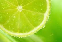 Lime theme color to wedding