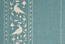 fabric for pillows / by Susan Wuest