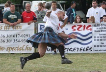 Highland Games à Bressuire