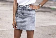 Graphic Tee Outfit Ideas / Some new and cute ways to wear your favorite graphic tees and tshirts!