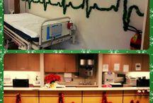 Christmas ward