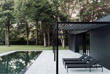 Casas de piscina