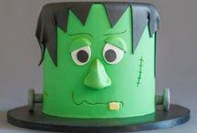 Halloween - cake