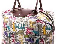 Beach & Travel Tote Bags