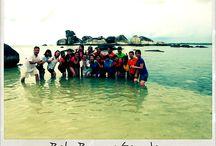 Belitung / a moment in belitung
