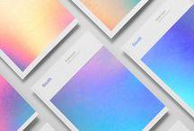 gradient / shades
