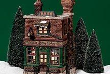 Dept 56 A Christmas Carol OWN / by Molly McCarthy