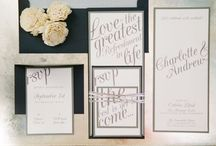A Downtown Chic Wedding / by Hazel Q
