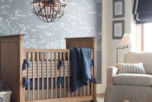 space explorer / constellations, stars .... Nursery and Kids Room