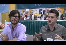 ATBF 2012 Interviews & Book Trailers