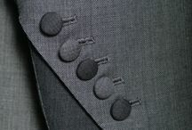 Tailored detailing / Details for suits/blazer/jacket / by Rakesh Jeeaoo