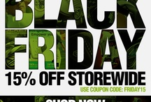 Black Friday email inspiration