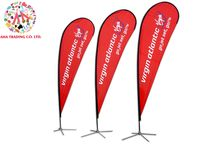 Roll Up Flags & Banners