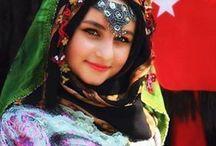 Geleneksel Anadolu Kıyafetleri