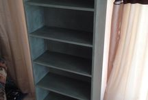 Cupboards and bookcases