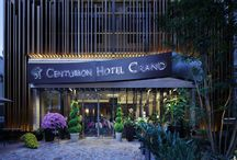 Hotel / ホテルの設計デザイン実績です。 It is the design result of the hotel.