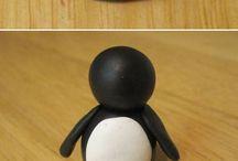 pinguins biscuit