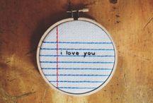 Cross Stitch / by Sarah B