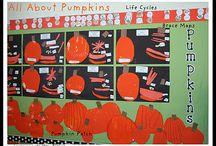 Apples/Pumpkins/Harvest Study / by Darla Myers