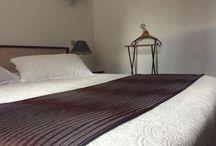 Chambres de l'Hotel du Commerce / Découvrez nos chambres