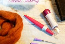 Crafts - Needle Felting