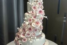 My cakes / I get great pleasure from making cakes as gifts for family and friends.