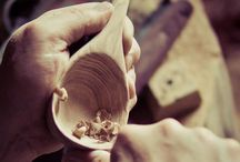 Whittling / Anything carving whittling spoons wo/men things of or without usefulness made of wood & done without machines