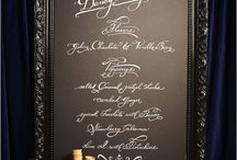 Chalkboard / by Northland Special Events